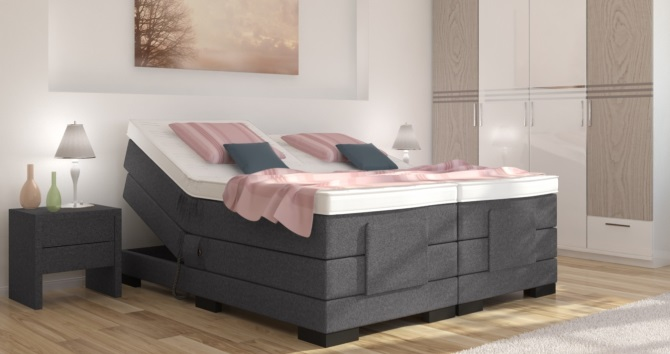 boxspringbett ohne kopfteil kaufen boxspring welt. Black Bedroom Furniture Sets. Home Design Ideas