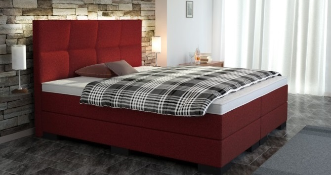 queensize bett online kaufen boxspring welt. Black Bedroom Furniture Sets. Home Design Ideas