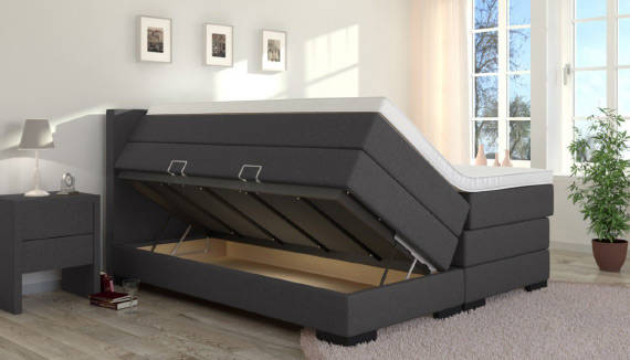 boxspringbetten online kaufen boxspring welt. Black Bedroom Furniture Sets. Home Design Ideas