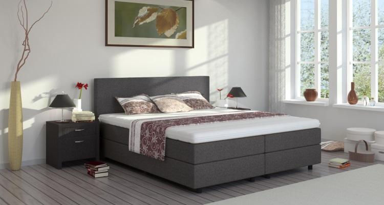 was ist ein boxspringbett aufbau wirkung vorteile. Black Bedroom Furniture Sets. Home Design Ideas