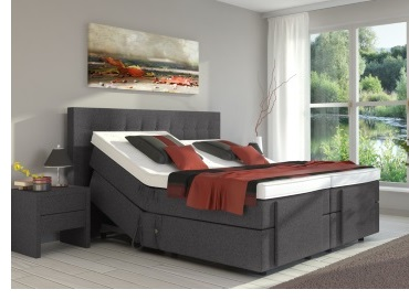 boxspringbett mit motor. Black Bedroom Furniture Sets. Home Design Ideas