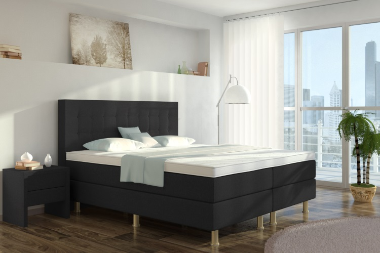 boxspringbett 0 finanzierung. Black Bedroom Furniture Sets. Home Design Ideas