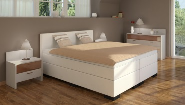 boxspringbett h4. Black Bedroom Furniture Sets. Home Design Ideas