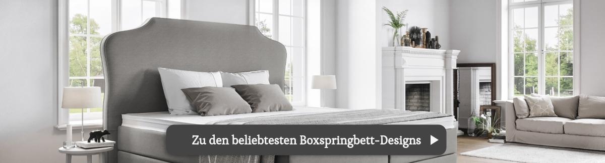 Boxspringbett Design