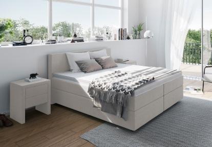 Komplettbett: Der neue Trend im Schlafzimmer › Boxspring ...