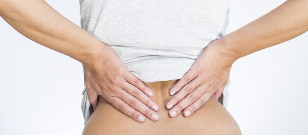 Bett bei Rückenproblemen