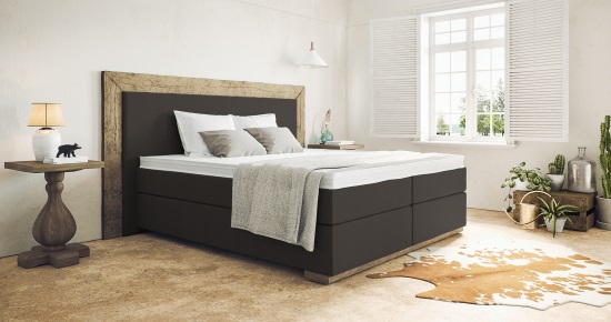 luxusbett boxspringbetten g nstig boxspring welt. Black Bedroom Furniture Sets. Home Design Ideas