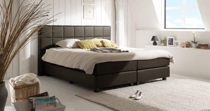 boxspringbett berlin van landschoot boxspring welt. Black Bedroom Furniture Sets. Home Design Ideas