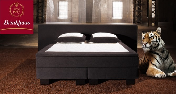 brinkhaus boxspringbett in der boxspring welt kaufen. Black Bedroom Furniture Sets. Home Design Ideas