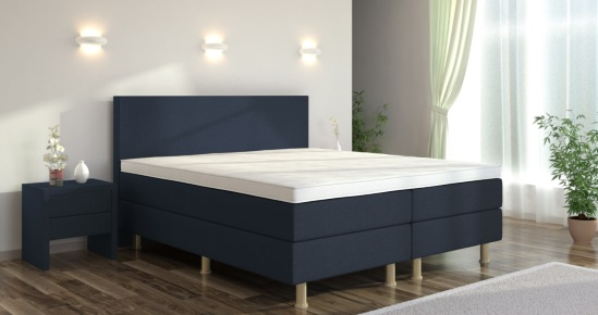 boxspringbett eva online kaufen boxspring welt. Black Bedroom Furniture Sets. Home Design Ideas