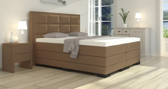boxspringbett georg online kaufen boxspring welt. Black Bedroom Furniture Sets. Home Design Ideas