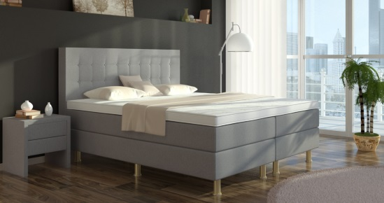 boxspringbett 200x220 cm online kaufen boxspring welt. Black Bedroom Furniture Sets. Home Design Ideas