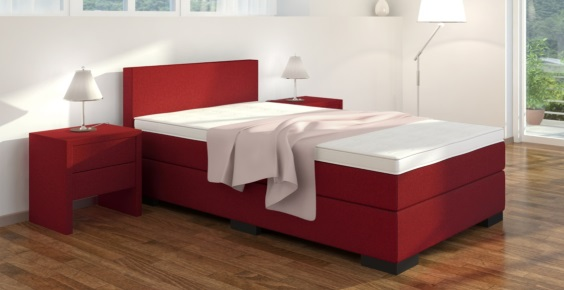 boxspringbett 140x200 cm online kaufen boxspring welt. Black Bedroom Furniture Sets. Home Design Ideas