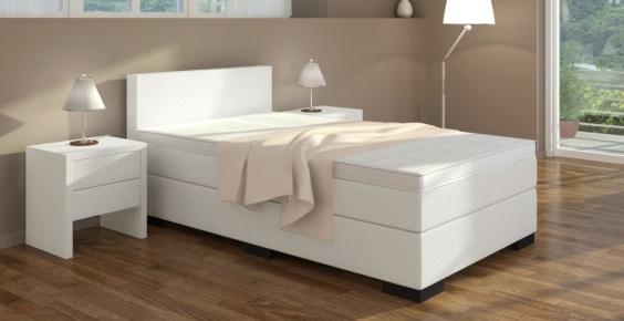 Boxspringbett Schlafzimmer mit nett stil für ihr haus ideen