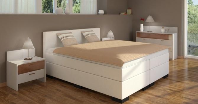 start boxspringbett vergleich boxspringbett niedriges kopfteil. Black Bedroom Furniture Sets. Home Design Ideas