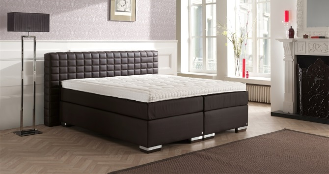 boxspringbett brixton van landschoot boxspring welt. Black Bedroom Furniture Sets. Home Design Ideas