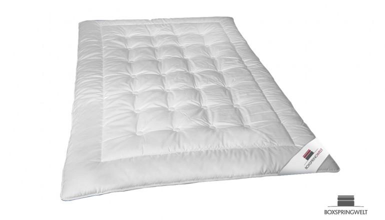 Ganzjahresdecke Pure Sense, Bettdecke aus Kamelhaar, Wärmeklasse 3: Medium