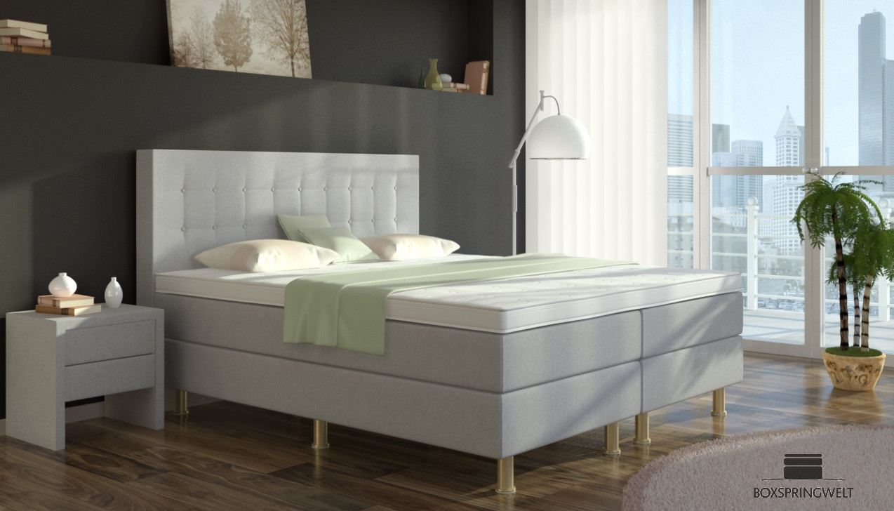 boxspringbett sofie 80 x 200 cm boxspring welt. Black Bedroom Furniture Sets. Home Design Ideas