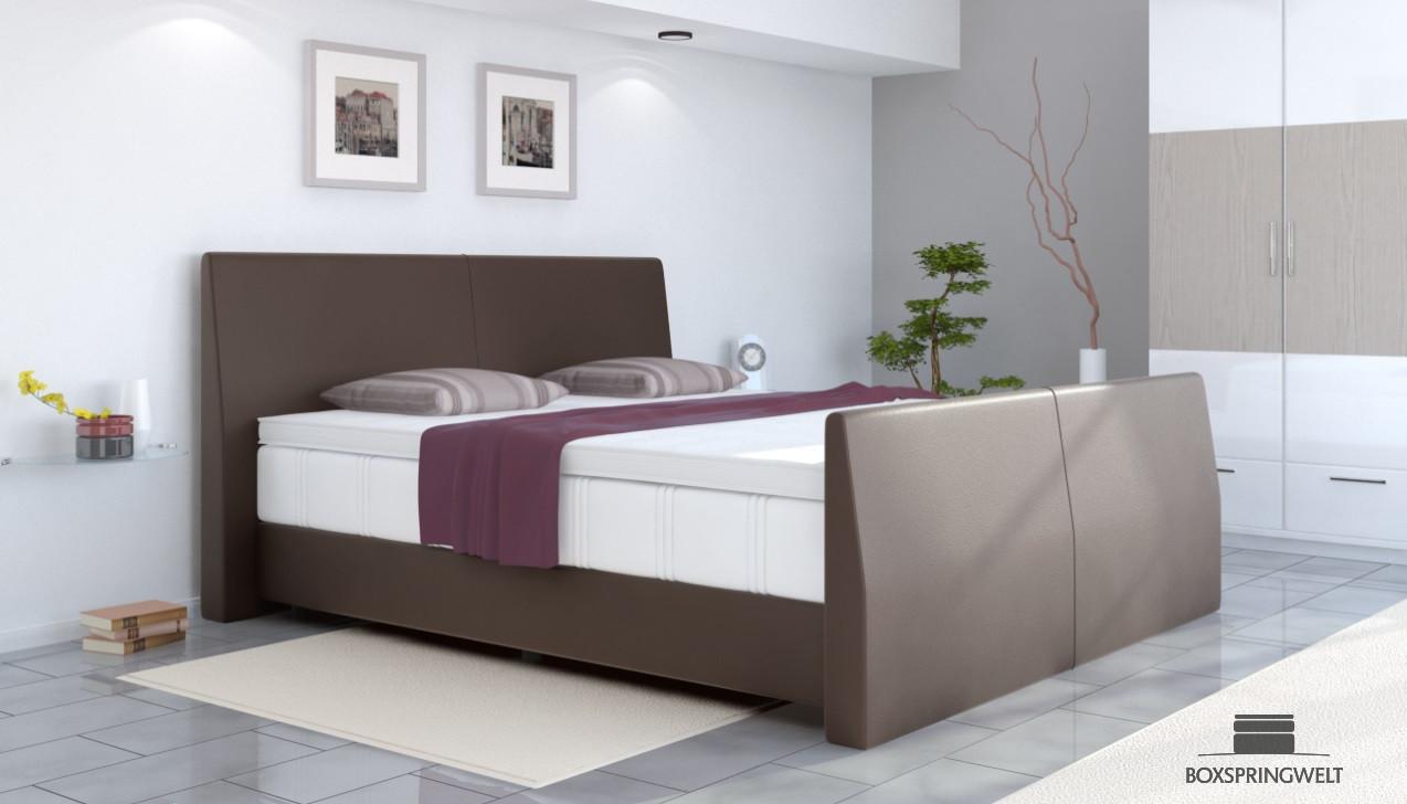 boxspringbett abel 180 x 200 cm. Black Bedroom Furniture Sets. Home Design Ideas