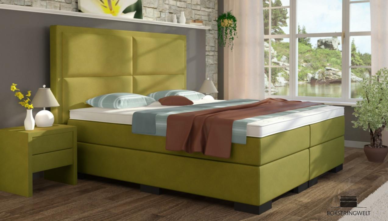 boxspringbett otto 180 x 200 cm boxspring welt. Black Bedroom Furniture Sets. Home Design Ideas