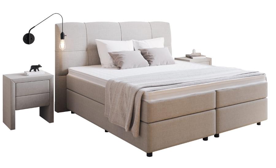 neuer boxspringbetten test von stiftung warentest. Black Bedroom Furniture Sets. Home Design Ideas