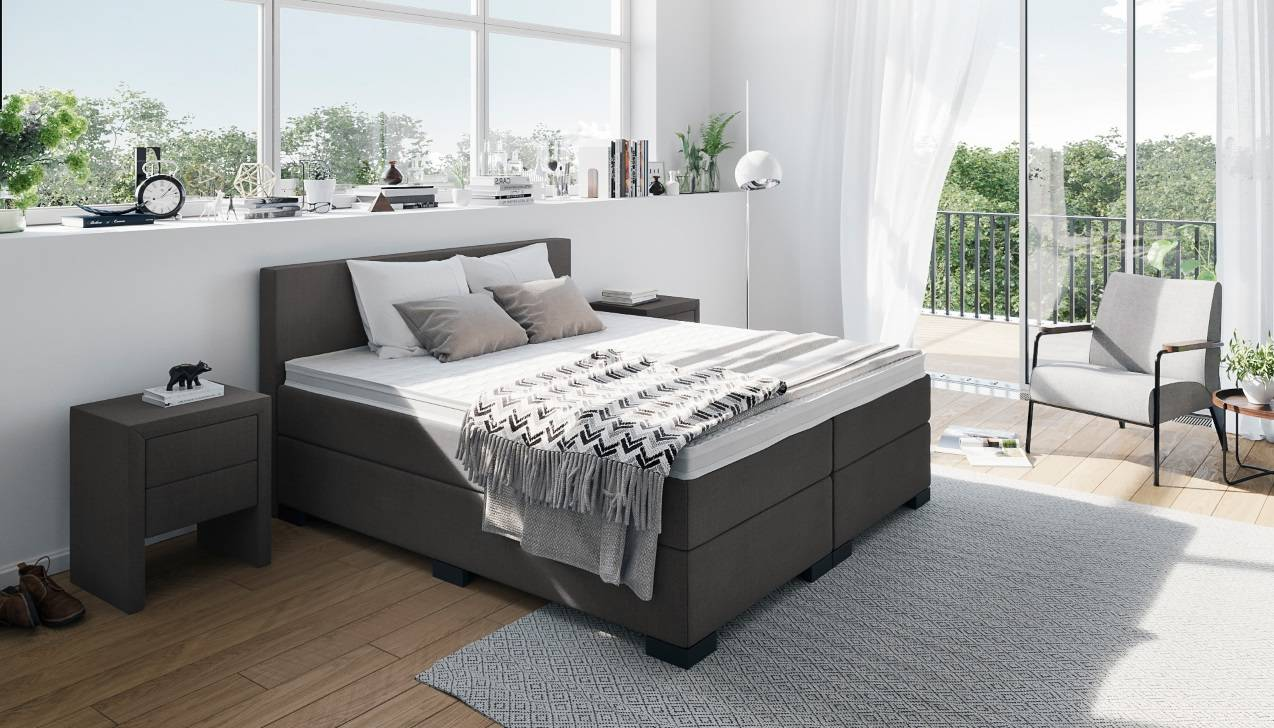 boxspringbetten erfahrungen die h ufigsten vorurteile. Black Bedroom Furniture Sets. Home Design Ideas