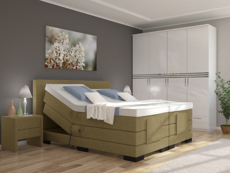 boxspringbett elektrisch online kaufen boxspring welt. Black Bedroom Furniture Sets. Home Design Ideas