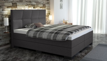 boxspringbett in berl nge. Black Bedroom Furniture Sets. Home Design Ideas