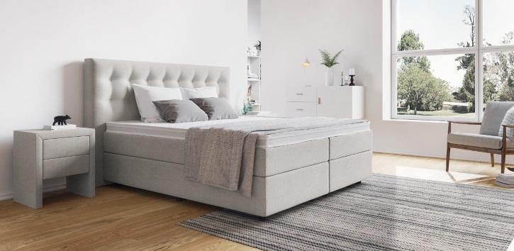 boxspringbett in berl nge. Black Bedroom Furniture Sets. Home Design Ideas