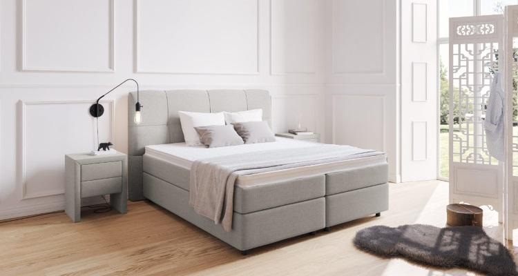 boxspringbetten online kaufen boxspring welt. Black Bedroom Furniture Sets. Home Design Ideas