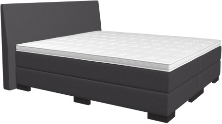 boxspringbett knut 140 x 200 cm boxspring welt. Black Bedroom Furniture Sets. Home Design Ideas