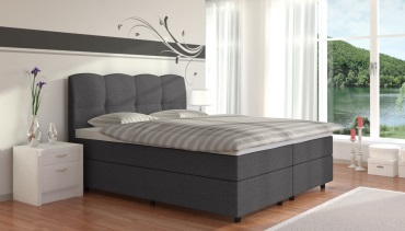 springboxbett was ist das. Black Bedroom Furniture Sets. Home Design Ideas