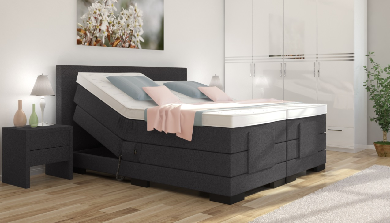 boxspringbett mit motor. Black Bedroom Furniture Sets. Home Design Ideas