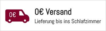 0€ Versand