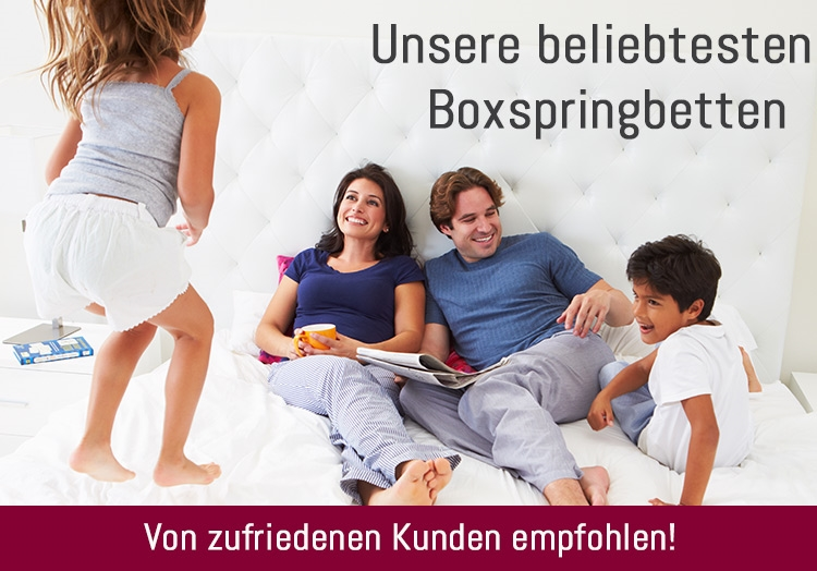 boxspringbetten test 2016 von stiftung warentest. Black Bedroom Furniture Sets. Home Design Ideas